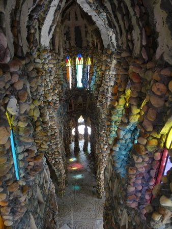 The Garden: Inside the Church of Notre Dame