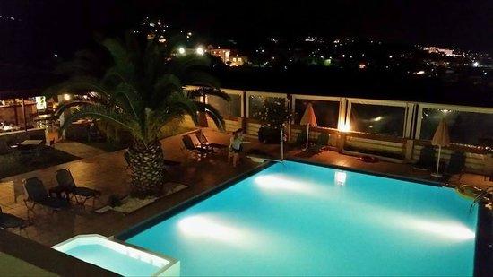 Top Hotel Chania: soirée ambiance décontractée