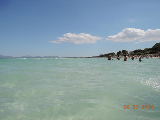 Iberostar Ciudad Blanca: plage