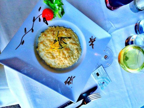 Villa Maria Restaurant : Risotto