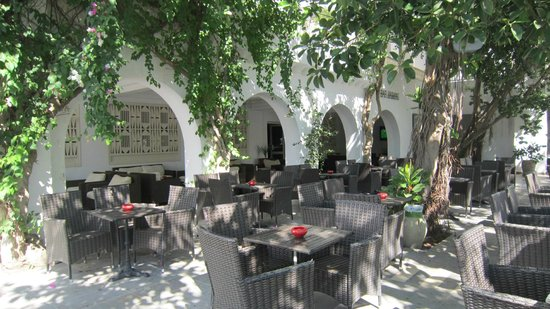 The Orangers Beach Resort & Bungalows: One of the Hotel Bars