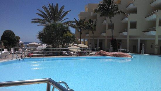 Hotel Riu Palace Jandia: The pool