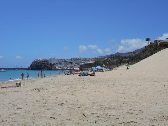 Hotel Riu Palace Jandia: The beach