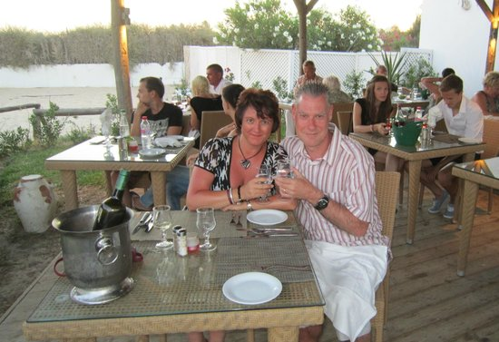The Orangers Beach Resort & Bungalows: One of the Reserve Restaurants
