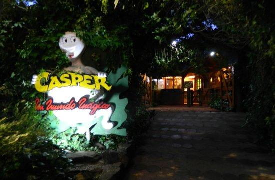 Casper Un Lugar Magico