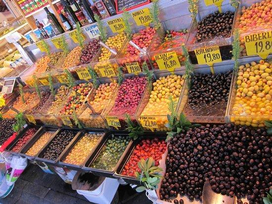 Turkish Flavours : Olives, olives, olives