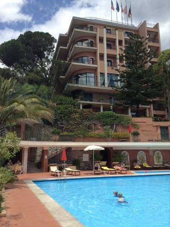 Hotel Villa Diodoro : Villa Diodoro