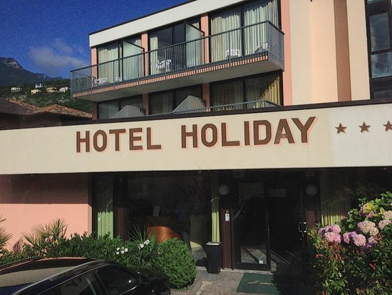 Hotel Holiday: Holiday Hotel, Torbole