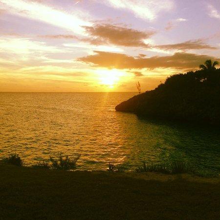 The Cove Eleuthera : sunset