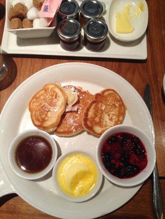 The Bloomsbury: Pancakes