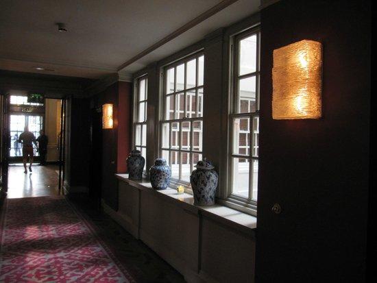 The Bloomsbury: Corridor