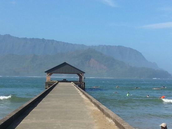 Photo of Hanalei Pier taken with TripAdvisor City Guides