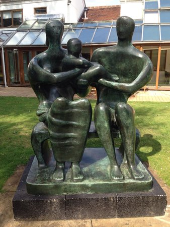 The Henry Moore Foundation: Family