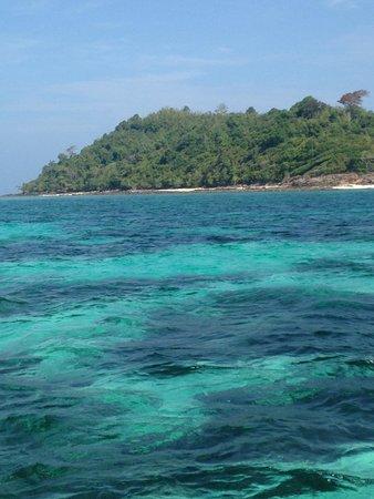 Holiday Inn Resort Phi Phi Island : praia em frente
