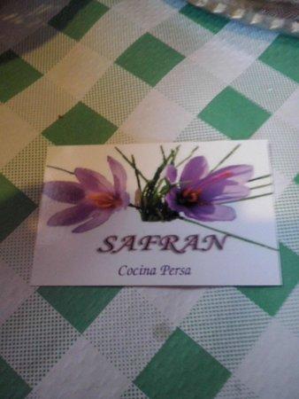 Safran : Tarjeta