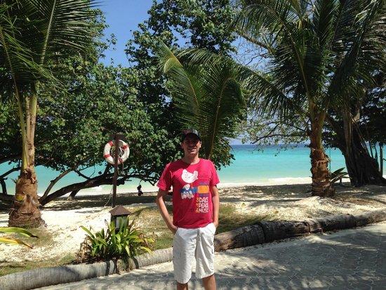Holiday Inn Resort Phi Phi Island : vista do bangalo