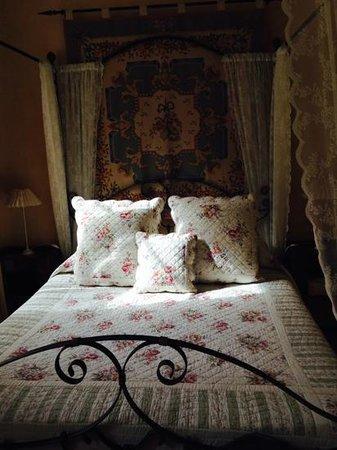 La Lanterne : our gorgeous room