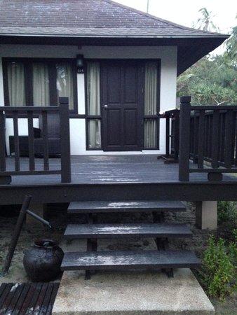 Holiday Inn Resort Phi Phi Island : nosso bangalo