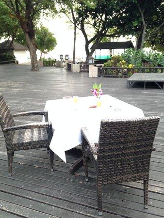 Holiday Inn Resort Phi Phi Island : restaurante
