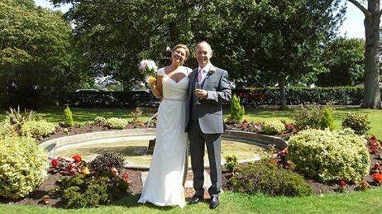 Best Western Plus Cedar Court Hotel: Our wedding day at Cedar Court Hotel Harrogate