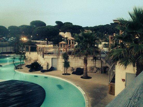 Yelloh ! Village Les Tournels: La piscine