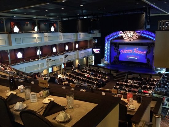 Showboat Branson Belle: Main Hall