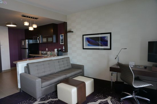 Residence Inn Los Angeles L.A. LIVE : More Living Area