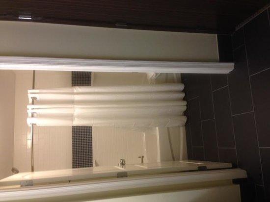 Staybridge Suites Buffalo-Amherst: Shower
