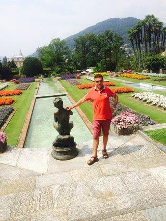 Parco della Villa Pallavicino: Beautiful gardens