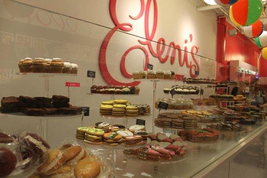 Eleni's Cookies: Exposición