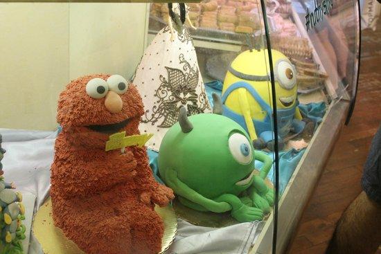 Eleni's Cookies: Galletas con personajes