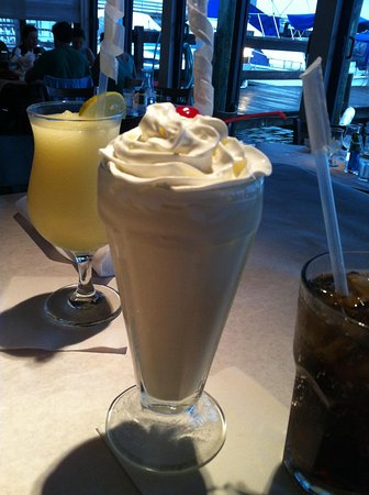 Matanzas on the Bay: Pinacolada