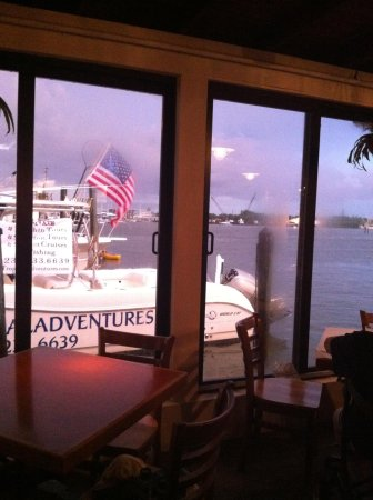 Matanzas on the Bay: Outside view