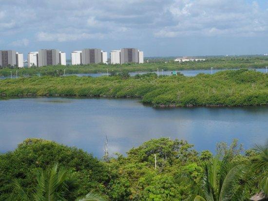The Westin Resort & Spa Cancun: Vista para a Laguna