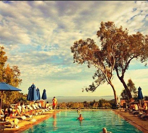 Belmond El Encanto: Pool in the sky