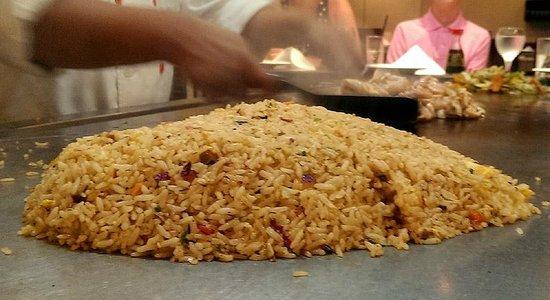 Sheraton Bijao Beach Resort: Fried Rice