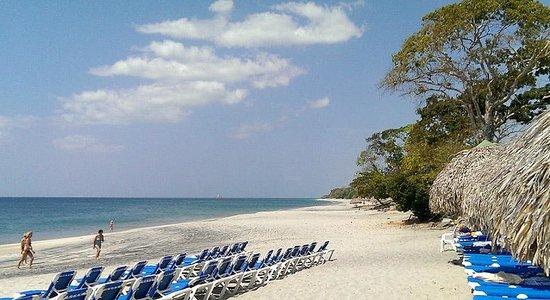 Sheraton Bijao Beach Resort: The Beach