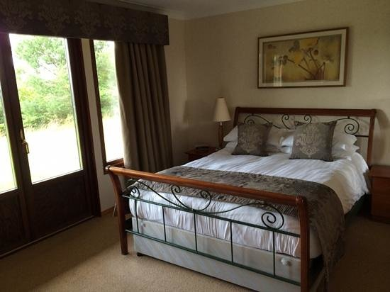 QLodges Slaley Hall: villa 3 ground floor second master