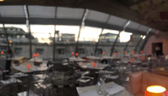 KONG : Панорама ресторана