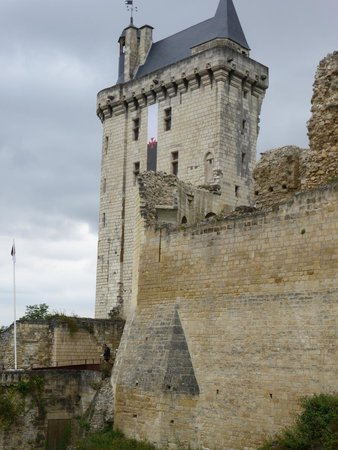 Forteresse royale de Chinon: Chinon Castle