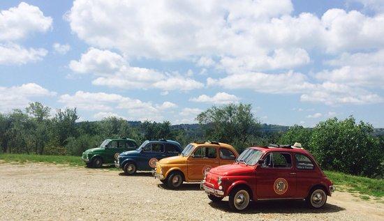 500 Touring Club: Fiats :)
