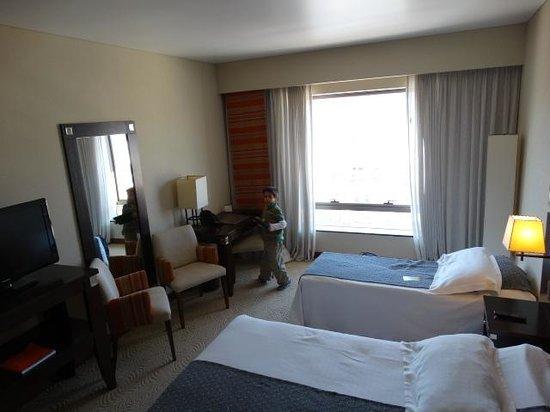 Alejandro 1 Hotel Internacional Salta: habitación suite Alejandro l