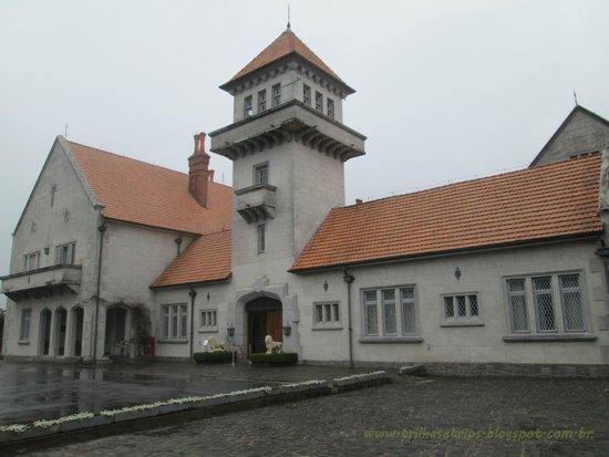 Boa Vista Palace: Lateral