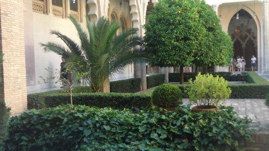 Palacio de la Aljaferia : Jardines