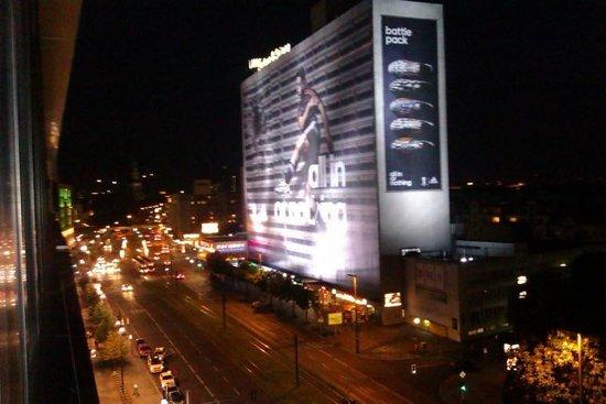 RAMADA Hotel Berlin Alexanderplatz: Panorama
