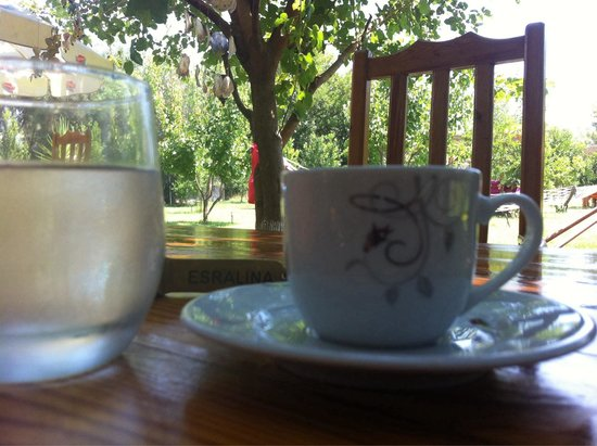 Esralina Pension: Turkishcoffee