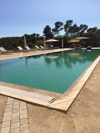 Mercure Brignoles Golf de Barbaroux : piscine