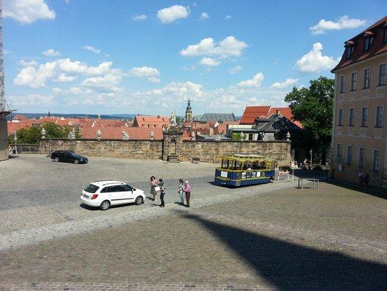 Bamberger Dom : Площадь перед Собором