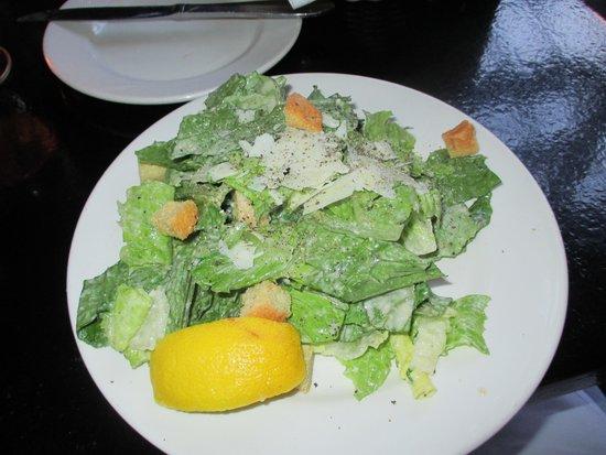 IL Terrazzo: Caeser Salad