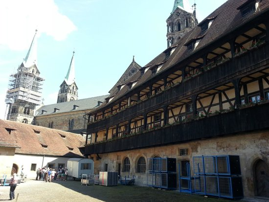 Bamberger Dom: Кафедральный собор Бамберга